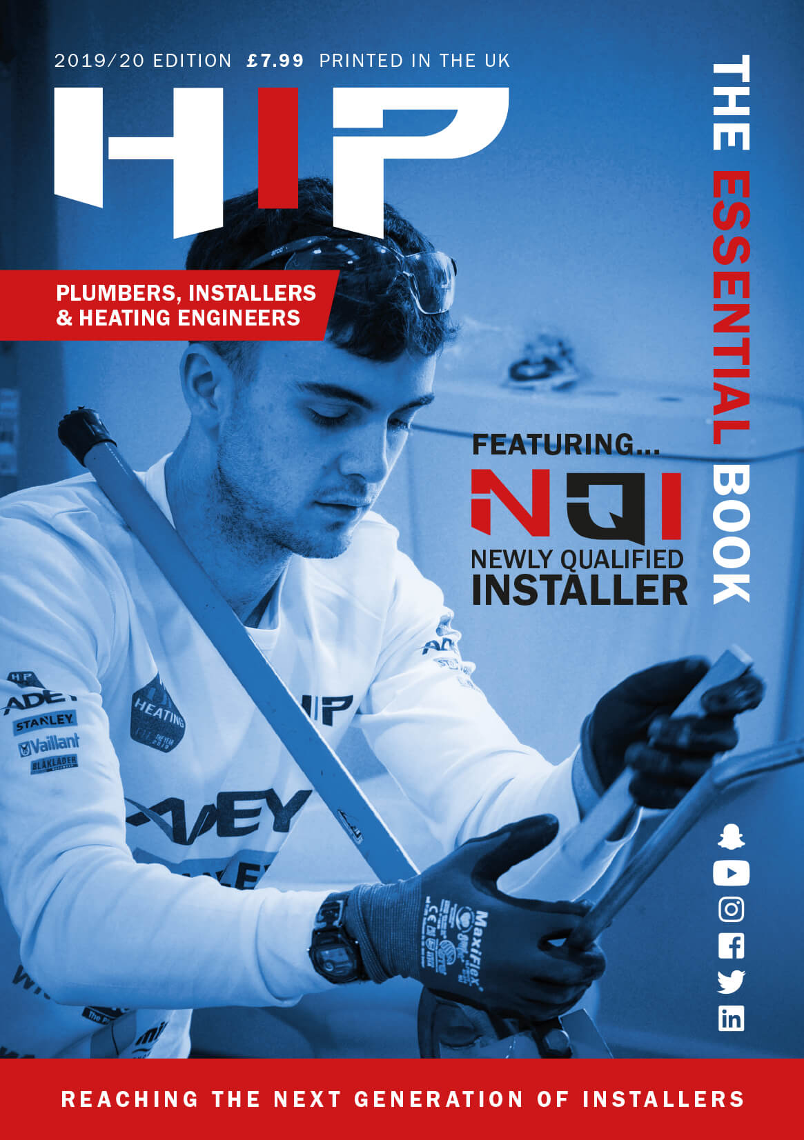 HIP The Essential Book: Plumbers, Installers and Heating Engineers