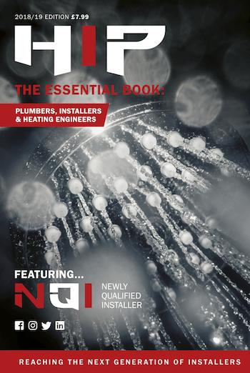 HIP The Essential Book: Plumbers, Installers and Heating Engineers 2018/19