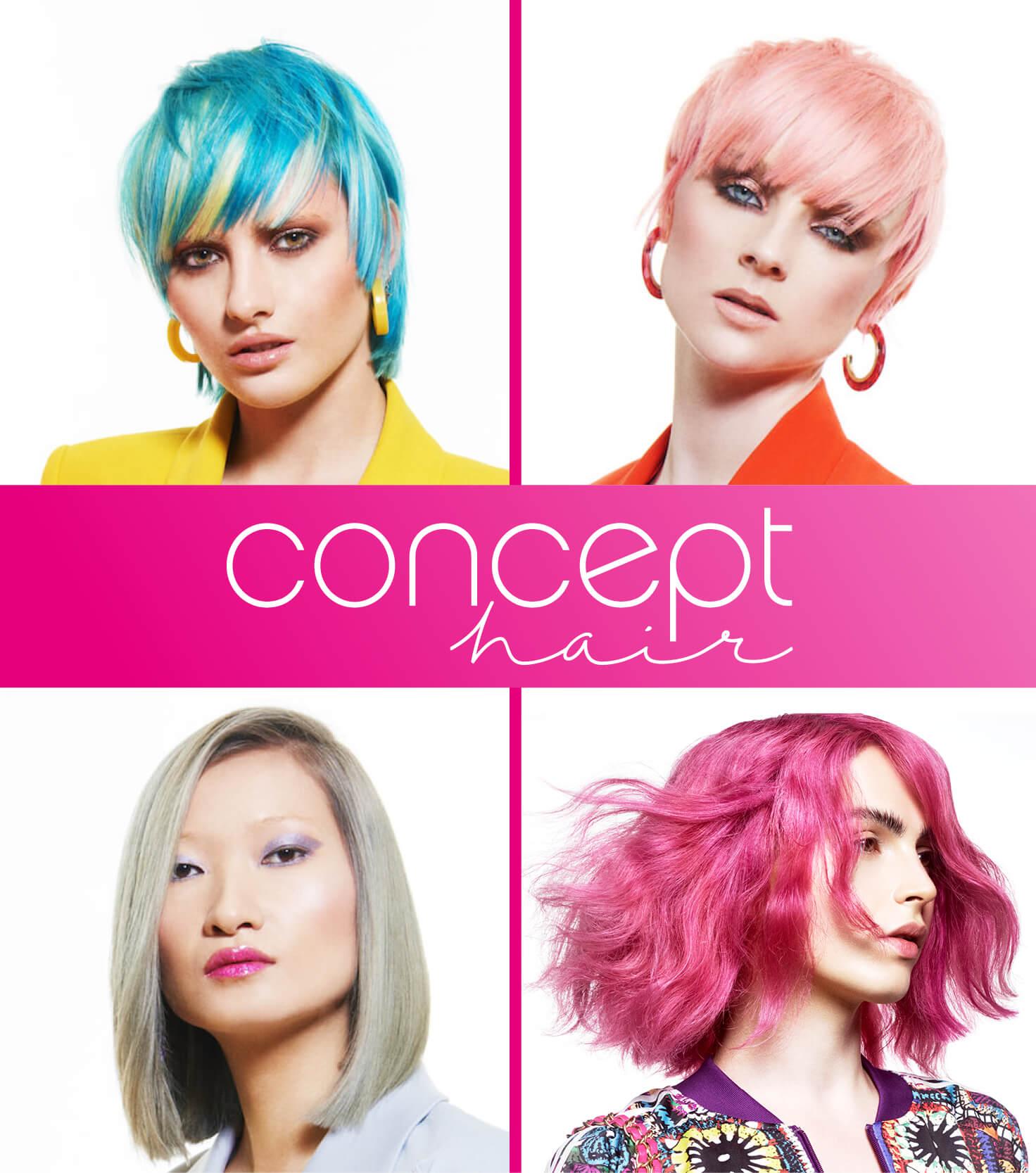 concept hair